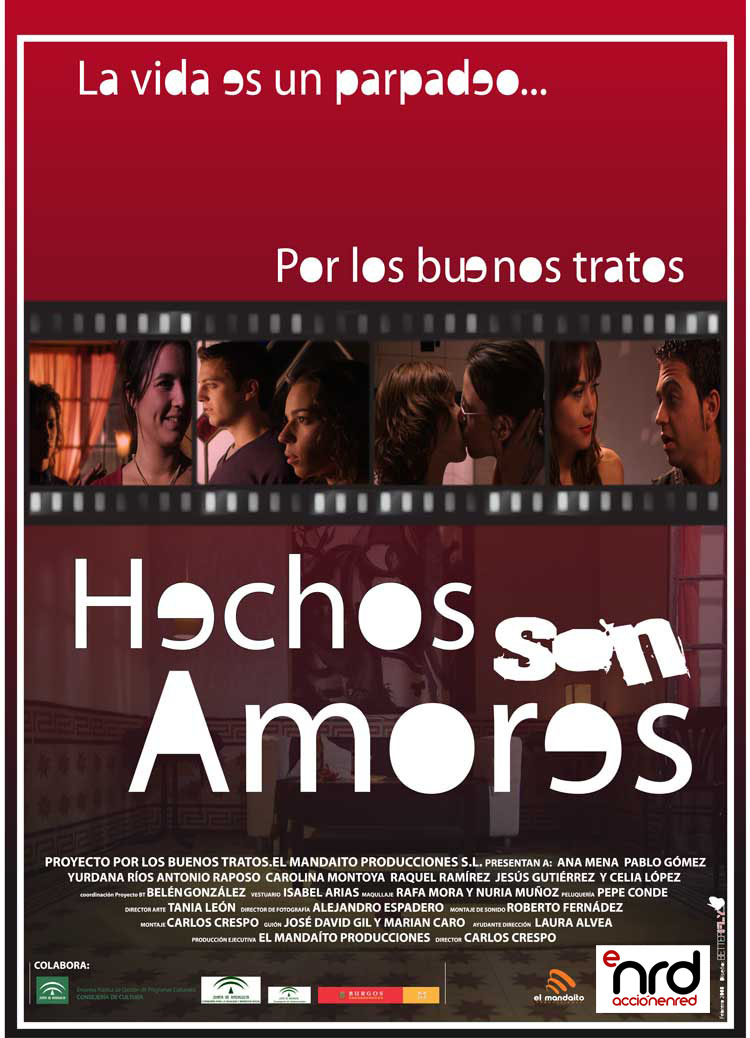 Cartel HechosSonAmores